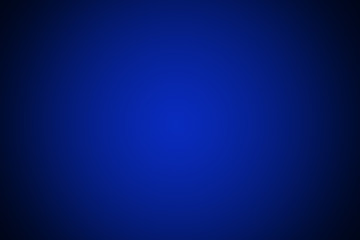 Wall Mural - blue black abstract background blur gradient