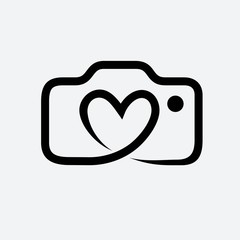 Photography Lovers Vector