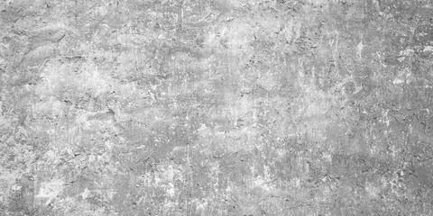 Modern coarse black and white interior concrete wall, Special modern interior gray plaster texture
