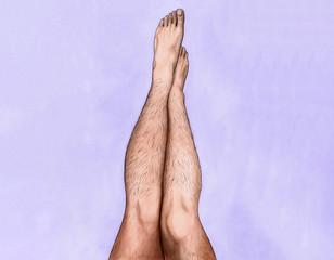 Leg Hair Positivity