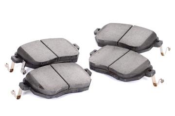 Set of brake pads