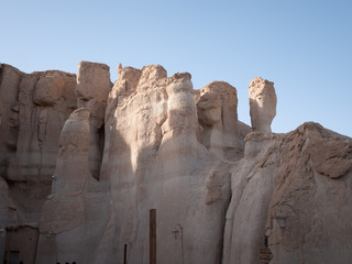 Al Hasa Caves in eastern Saudi Arabia