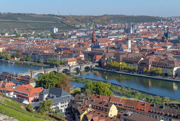 Wuerzburg in Bavaria