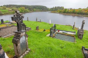 graveyard in Ireland