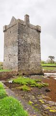 historic tower in Ireland