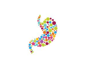 stomach care icon designs