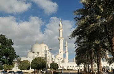 Scheich-Zayid-Moschee, Abu Dhabi