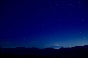 北の夜空~North of the night sky.
