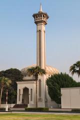Al Farooq Mosque in Al Bastakiya, Dubai, UAE