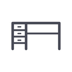 Table office icon