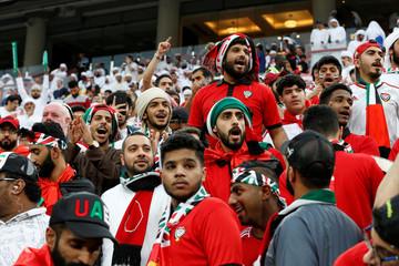 AFC Asian Cup - Semi-Final - Qatar v United Arab Emirates