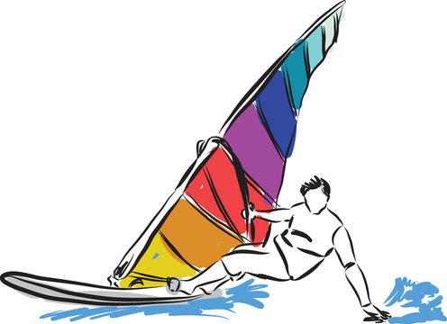 windsurf illustration 2