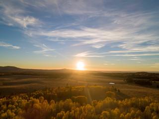 Ft Apache Sunset