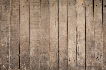 an old grunge dirty wood background