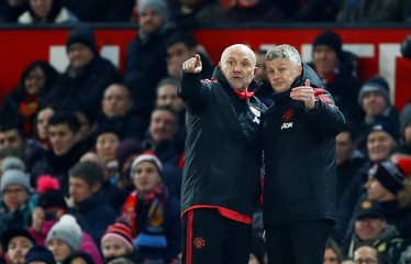 Premier League - Manchester United v Burnley