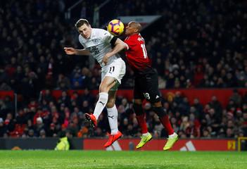 Premier League - Manchester United v Burnley