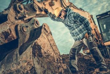 Excavator Operator Job