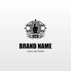 boxing vector logo