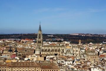 La Catedral de Toledo, España.