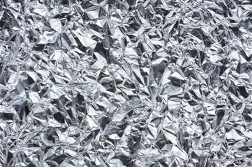 Crumplet Metal Foil Texture
