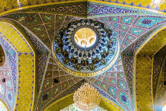 Qom Imam Hassan Asgari Mosque 08