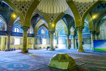 Qom Imam Hassan Asgari Mosque 10