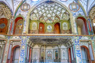 Kashan Boroujerd Historical House 05