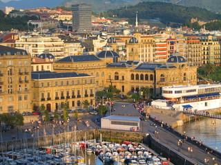 San Sebastian. City of the Basque Country. Spain