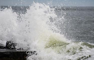 Breaking the Ocean