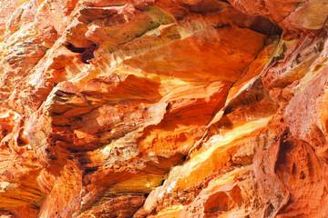 Dahner Felsenland Sandstein Hintergrund - rocks in Dahn Rockland in Germany