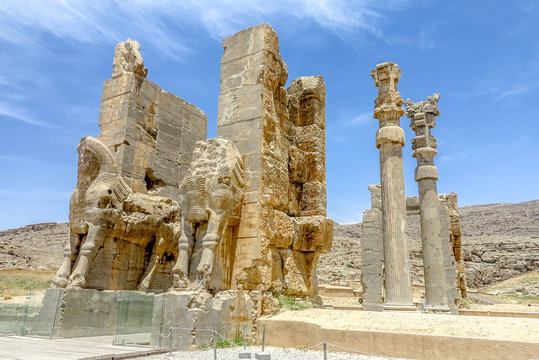 Persepolis Historical Site 30