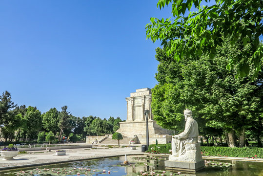 Tus Tomb of Ferdowsi 06