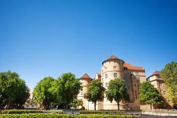 Wurttemberg State Museum in Stuttgart Old Castle
