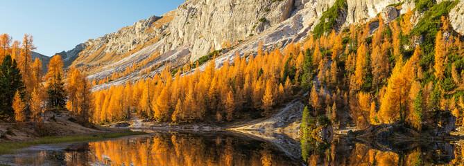 Lago Fedèra - Dolomites