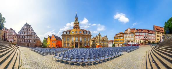 Schwäbisch Hall, Rathaus, Marktplatz
