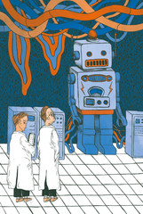 Roboter Entwicklung