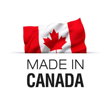 Made in Canada - Label