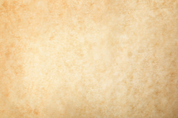Brown paper bag texture as background, top view