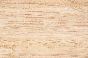 Close up of a light wooden floorboard textured background Wall mural