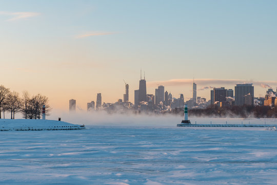Polar Vortex Chicago