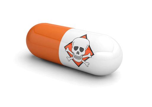 danger medicine pill drugs addiction