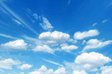 cloud sky Abstract of nature background