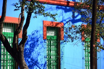The Blue House Frida Kahlo Museum