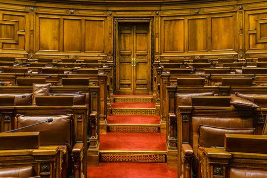 Chamber of Deputies, Legislative Palace, Uruguay