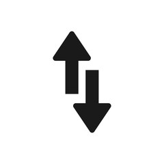 Arrow icon. Arrow symbol. Arrow icon for your web design
