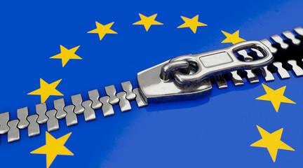 Zusammenhalt Europa