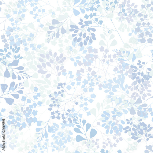 Spring wallpaper design, seamless pattern, tender, pastel background, scrapbook backdrop, wrapping
