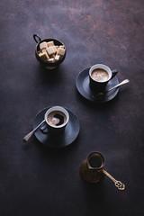 Turkish coffee set