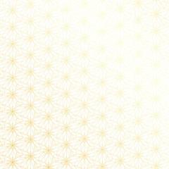 桜 パターン ゴールド