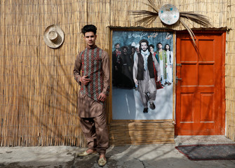The Wider Image: Afghanistan's youth wary of future with the Taliban